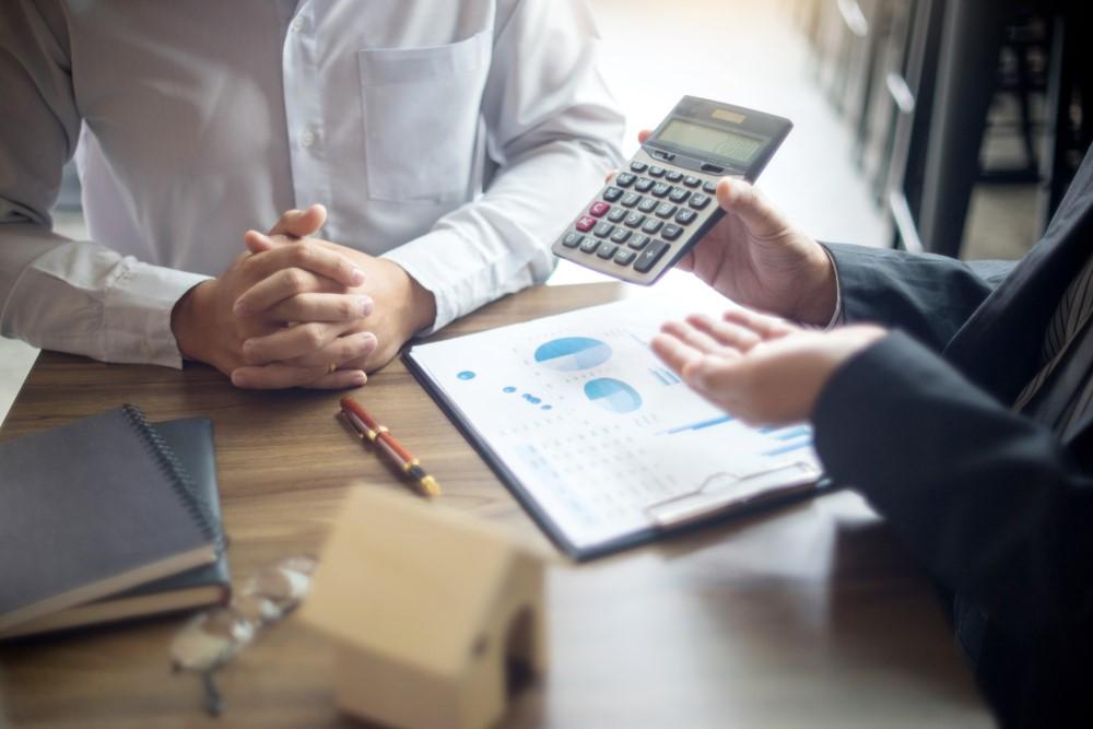 企業貸款額度試算